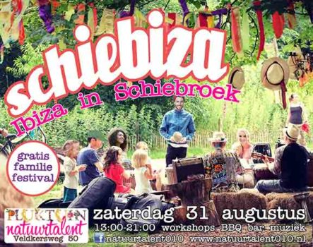 WE'RE GOING TO SCHIEBIZA!