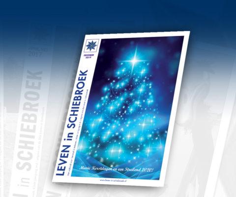 LiS-magazine wenst u mooie Kerstdagen en een Stralend 2020!