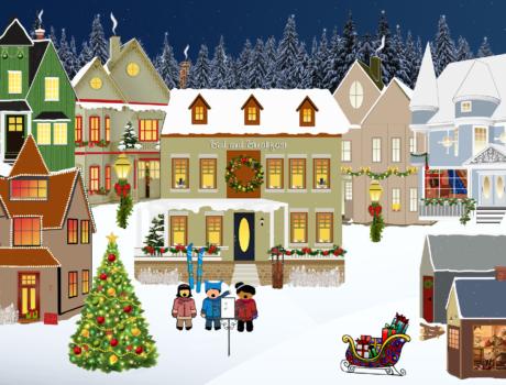 21 december: Schiebroek Winterwonderland!