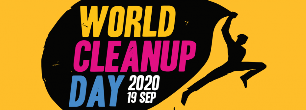 19 september: World Clean-Up Day