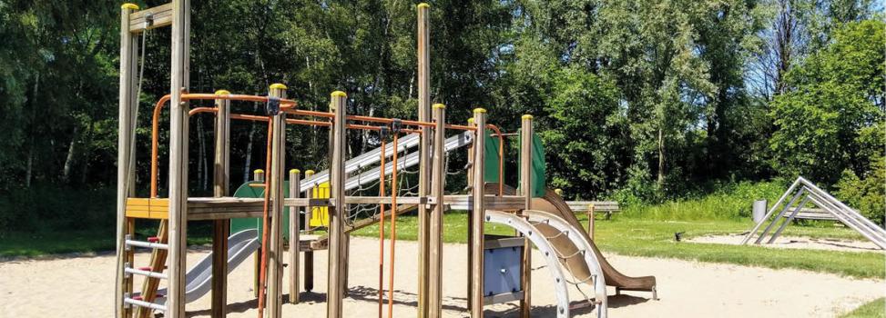 Nieuwe sport- en speelplek Wilgenplaspark